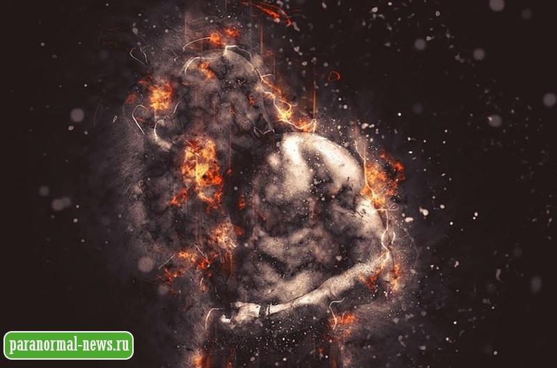 Причудливые и редкие случаи выживших от спонтанного самовозгорания