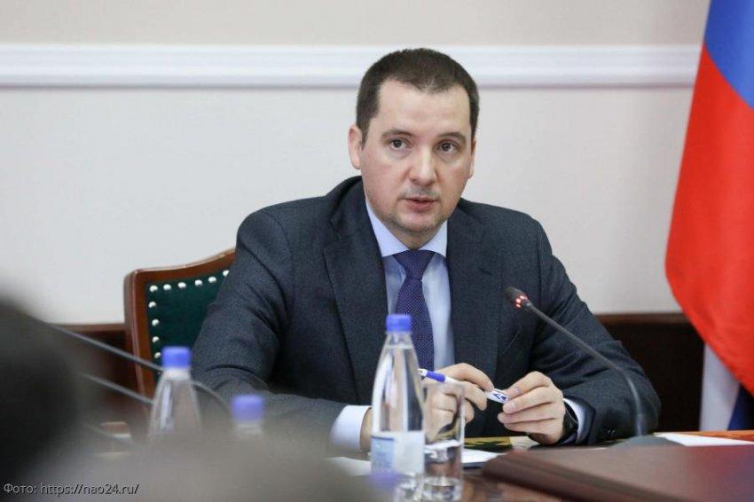 Глава Архангельской области Игорь Орлов ушёл в отставку