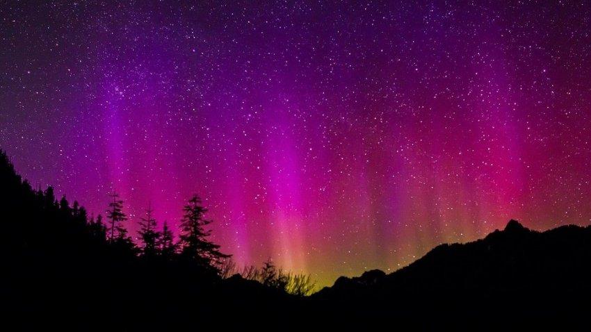 Разгадана аномалия, которая появилась в небе над Японией 1400 лет назад