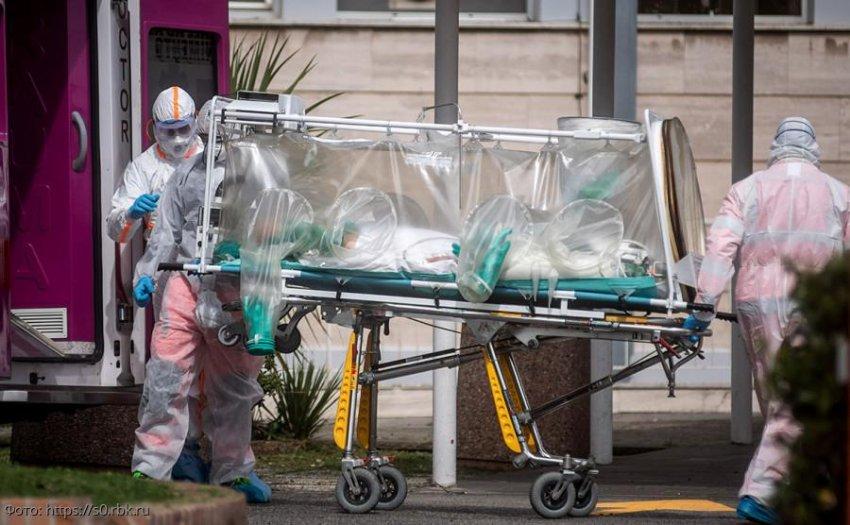 Коронавирус поражает все органы: врач из Италии рассказал о течении коронавируса на последней стадии