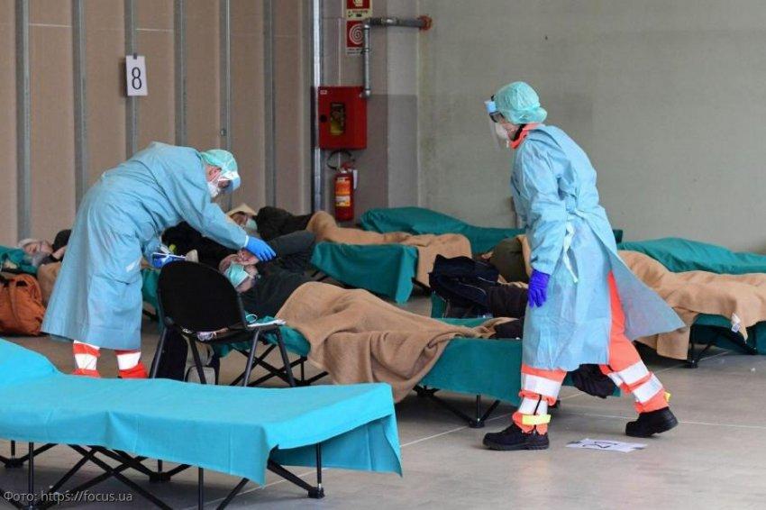 Рекордное количество пациентов выздоровело в Италии за сутки