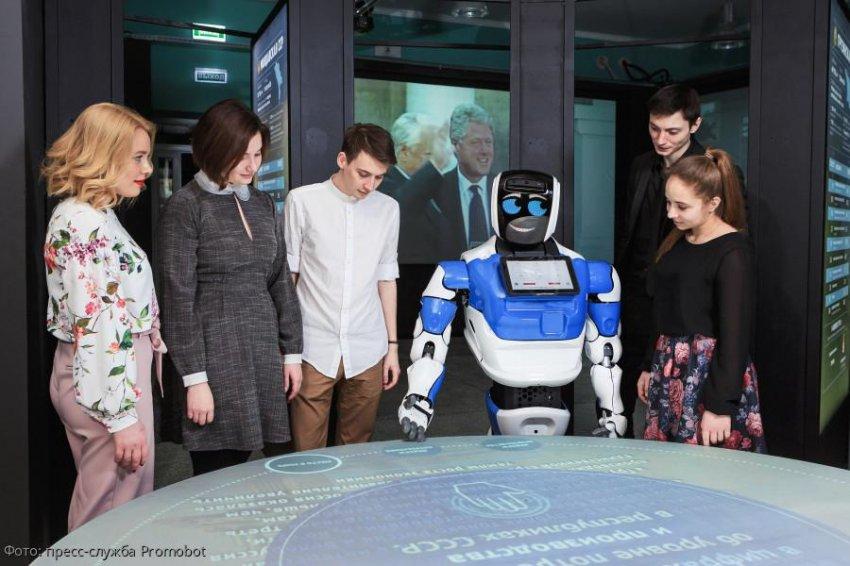 Дальневосточный фонд высоких технологий инвестировал 200 млн. рублей в Promobot