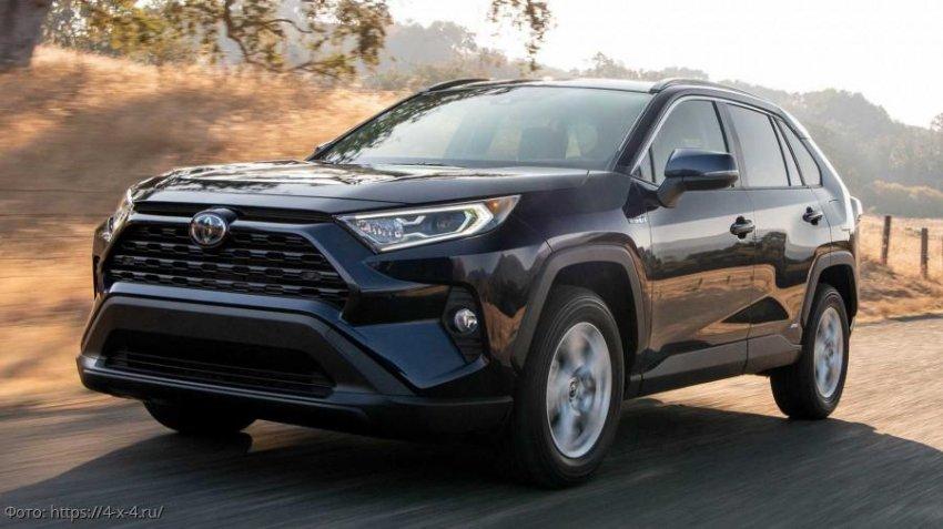 Toyota RAV4 2020: что нового