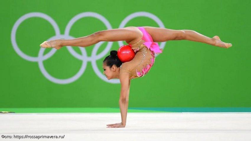 Соревнования по художественной гимнастике 2020