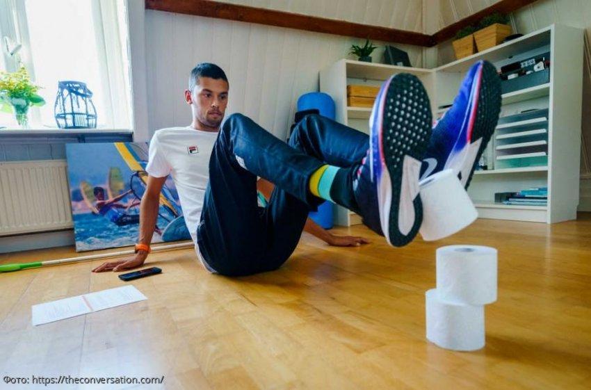 Коронавирус: почему самоизоляция создает напряжение для психического здоровья элитных спортсменов