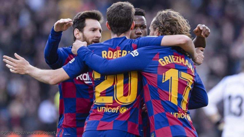 Чемпионат Испании по футболу 2019-2020: турнирная таблица