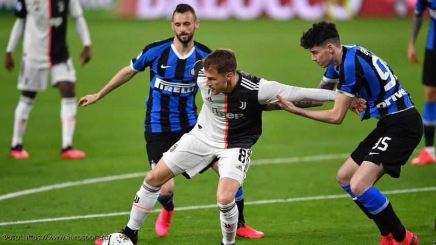 Чемпионат Италии по футболу 2019-2020: турнирная таблица и последние новости