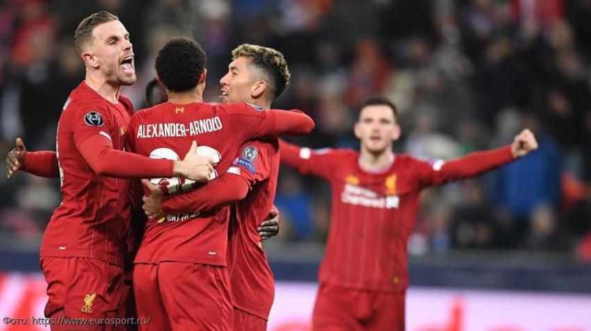 Чемпионат Англии по футболу 2019-2020: турнирная таблица