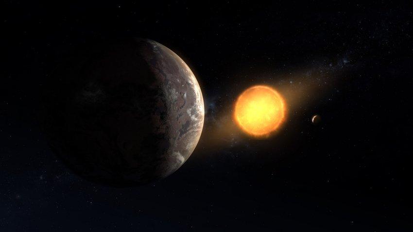 Обнаружена планета, которая очень похожа на Землю