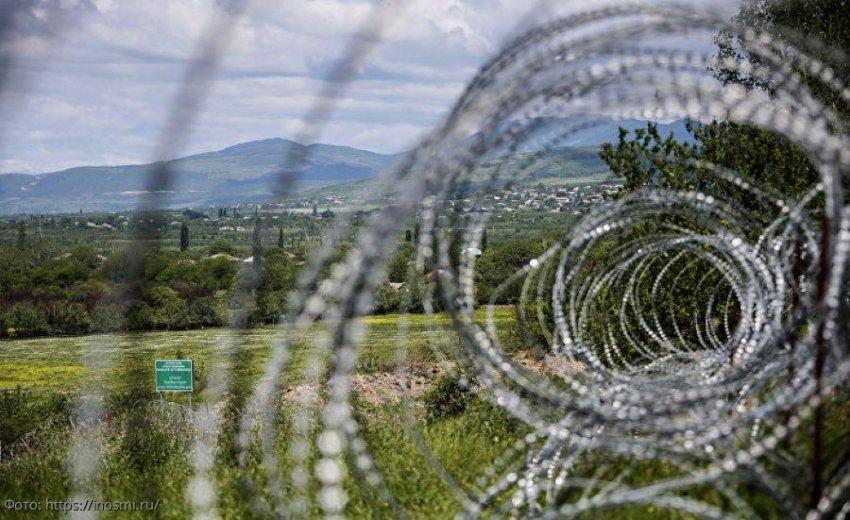 Изменения приграничной территории согласно приказу «О пределах пограничной зоны на территории Краснодарского края»