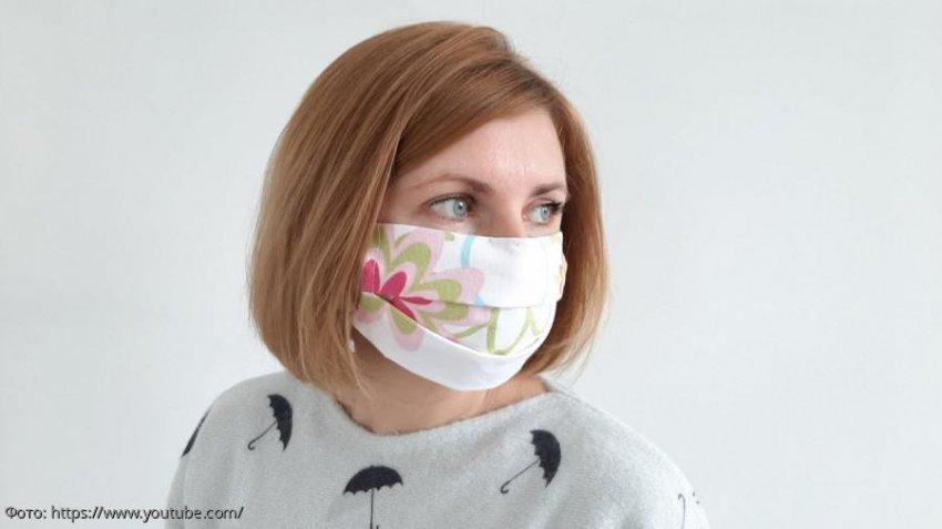 Как сделать маску для лица от вирусов: выбор эффективного материала