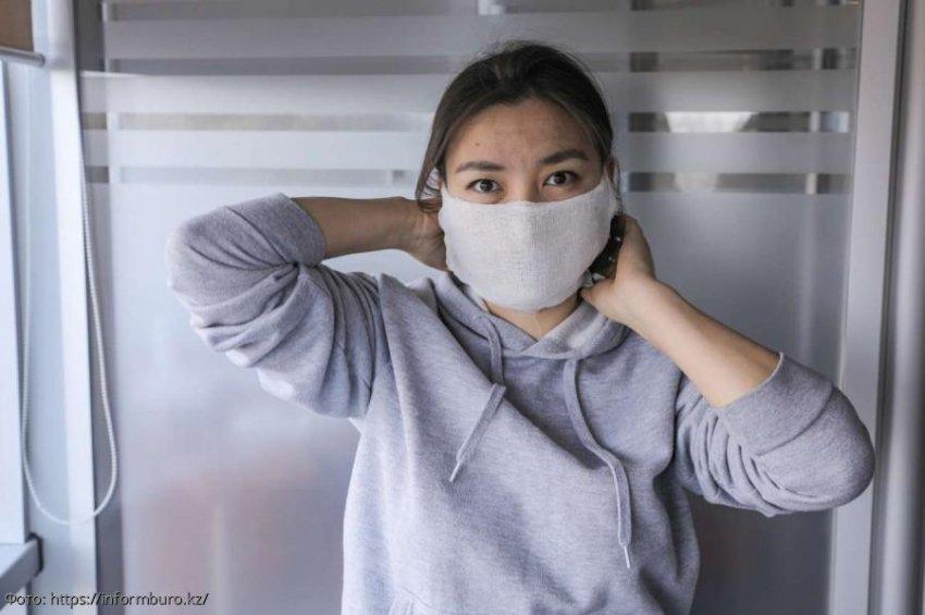 Как сделать марлевую маску для лица своими руками
