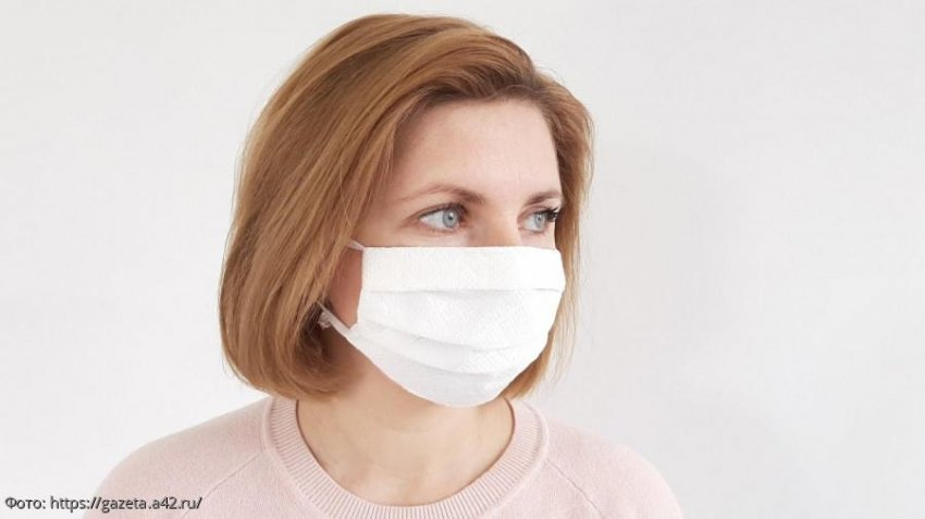 Как сделать одноразовую маску для лица