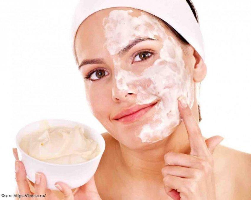 Советы, как сделать маску для лица из крема