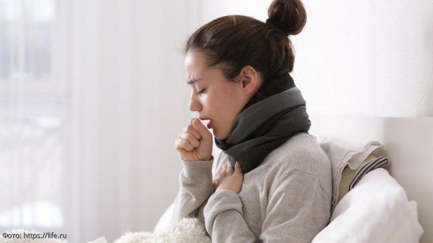 Средства от кашля и простуженного горла