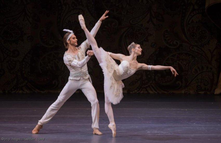 В Международный день танца Мариинский театр покажет Петипа-гала