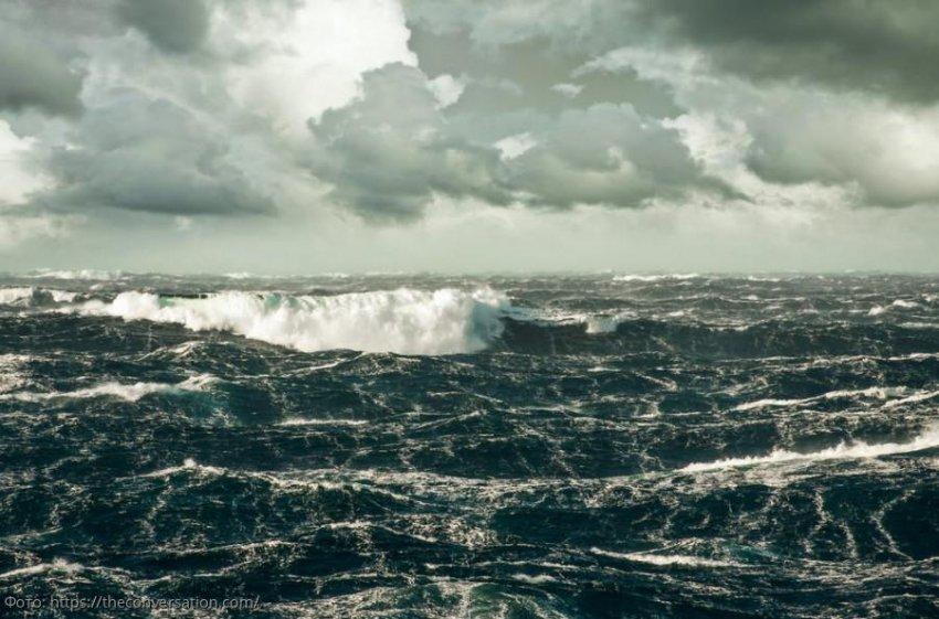 Ученые доказали, что океан претерпевает изменения, невиданные в течение 10 000 лет