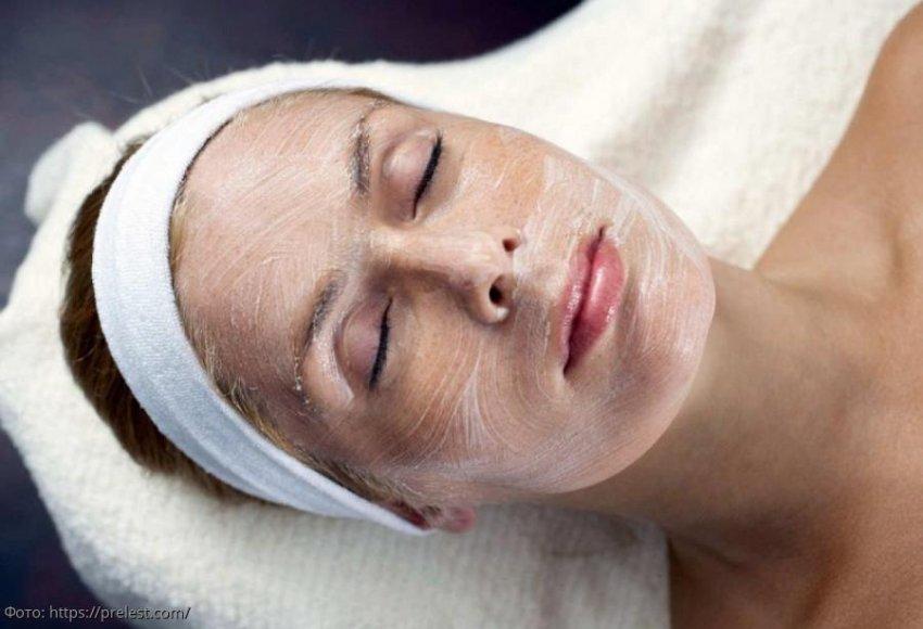 Как сделать маску для лица с кислотой: простые рецепты в домашних условиях
