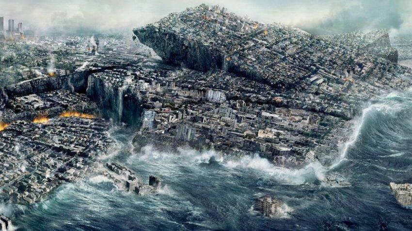 За несколько месяцев до сильного землетрясения Земля начинает