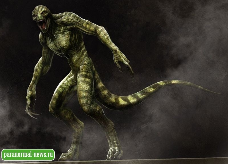 Кто такие рептилоиды - объяснения от четырех разных исследователей