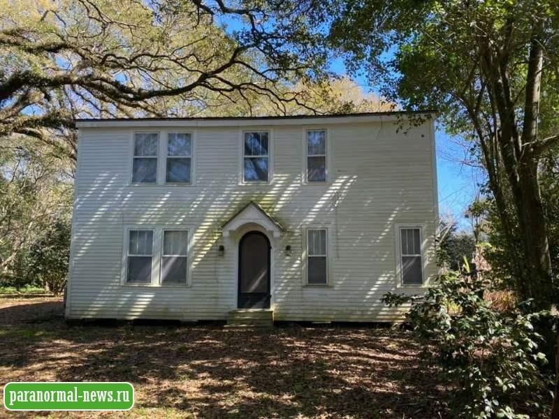 Старушка-призрак стала причиной того, что этот дом никто не хочет покупать | Призраки