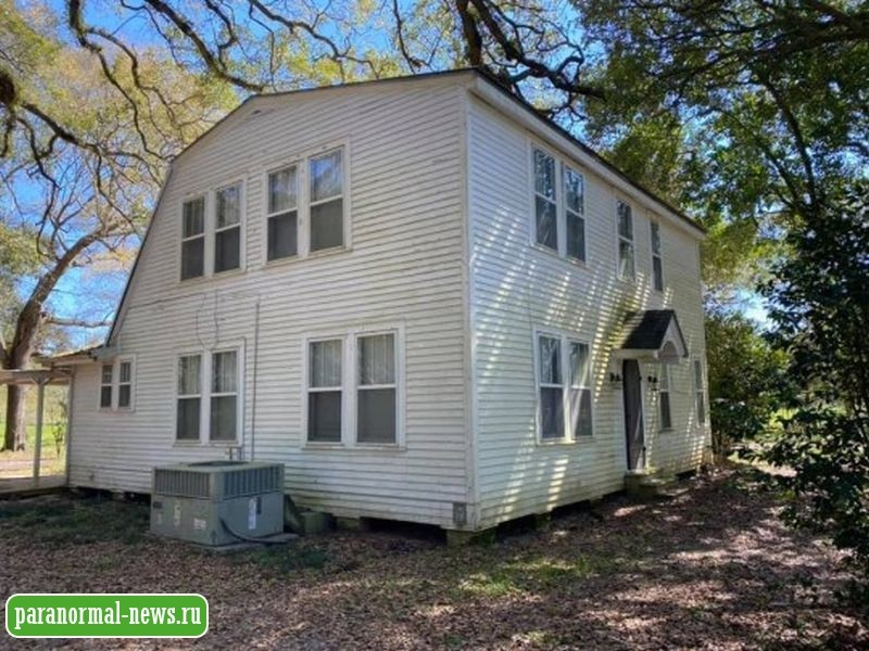 Старушка-призрак стала причиной того, что этот дом никто не хочет покупать   Призраки