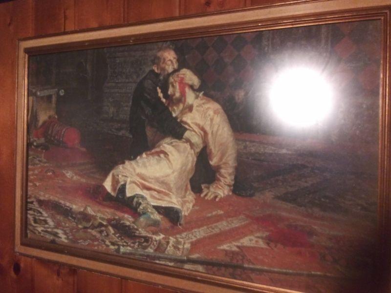 Мужчина купил картину с Иваном Грозным и тут же с ним произошел страшный ночной инцидент | Мистика