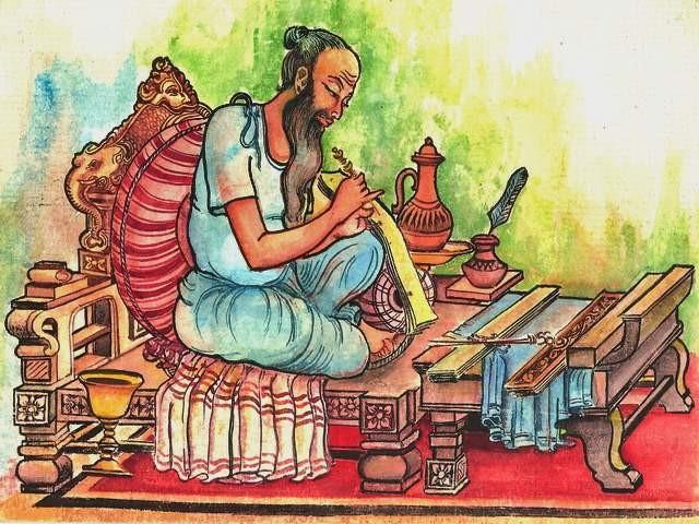 Древние индийцы знали о вирусах? В аюрведическом тексте нашли очень странное описание | Тайны истории