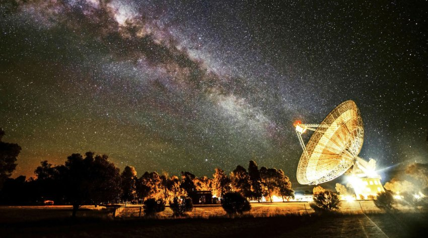 Астрономы зафиксировали из космоса сильный радиосигнал и определили его источник