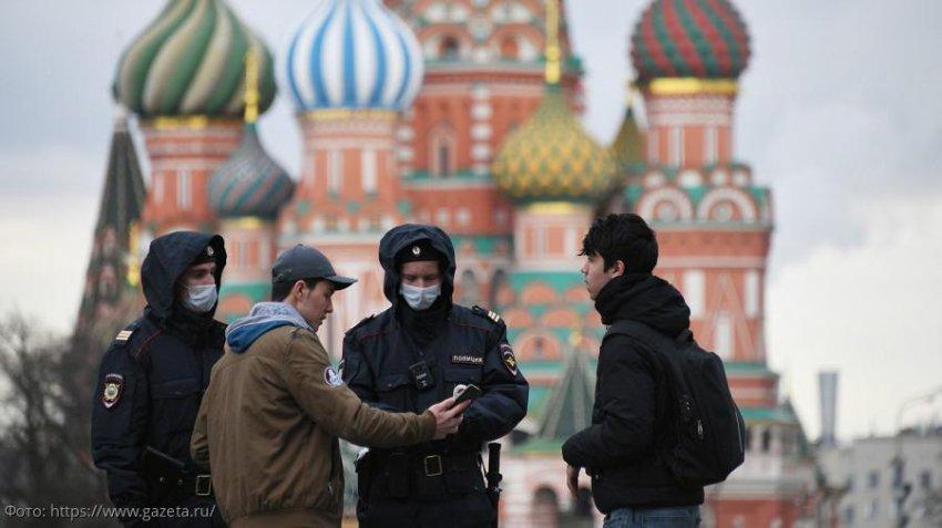 Ситуация на сегодня с коронавирусом в Москве и Московской области