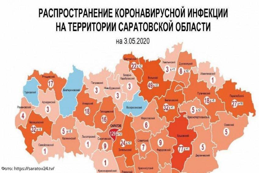 Коронавирус в Саратове и Саратовской области: что известно на сегодня