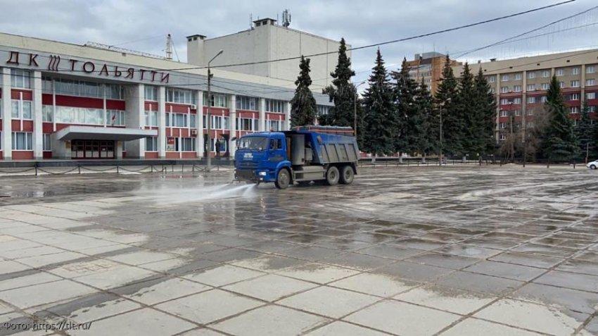 Где провериться на коронавирус в Тольятти?