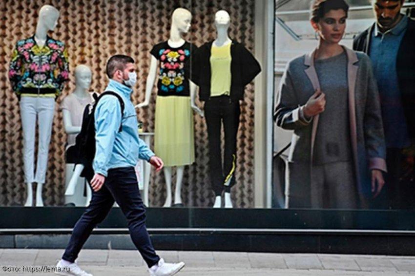 Эксперт прогнозирует закрытие половины российских магазинов одежды
