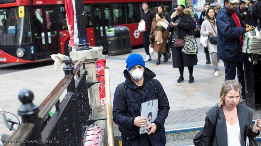 Население Британии обвиняет китайское правительство больше, чем свое собственное в распространении коронавируса