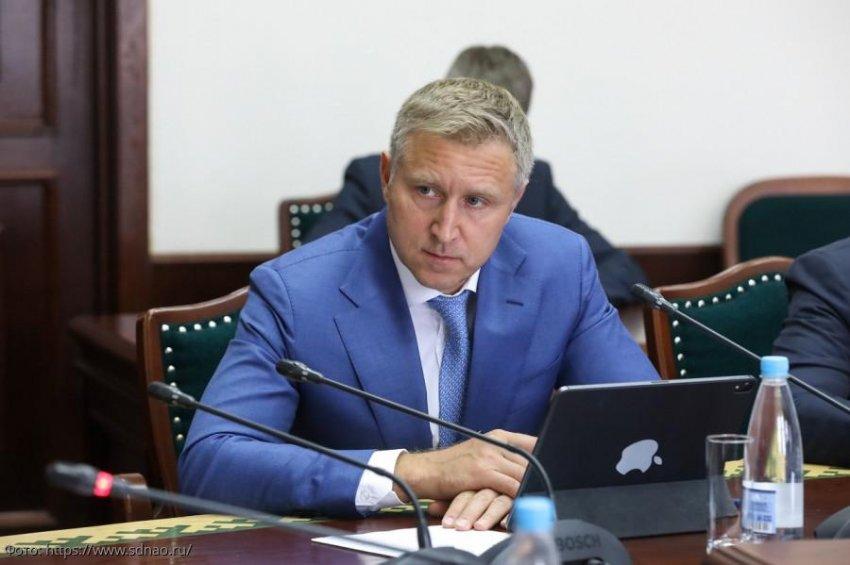 Главы НАО и Архангельской области проведут рабочую встречу в Нарьян-Маре