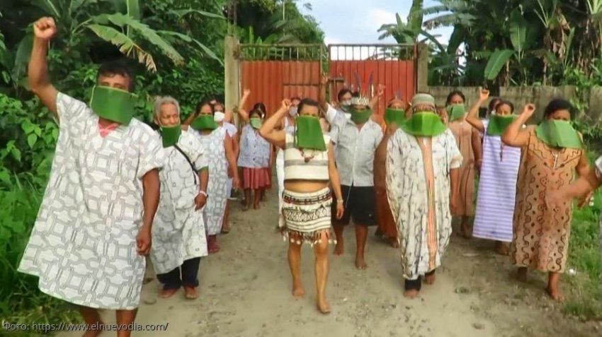 Как справляются с пандемией коронавируса коренные жители Амазонки