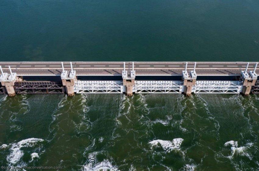 Уровень моря поднимется: готовы ли мы жить за гигантскими стенами
