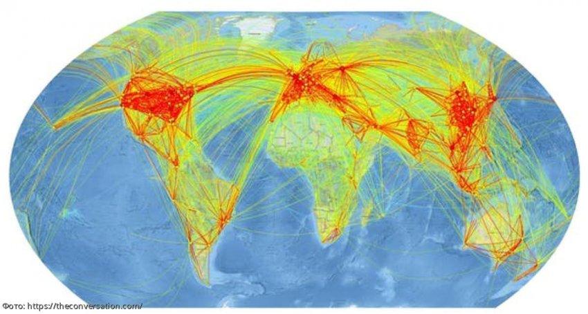 Коронавирус: нет исключительного глобального юга