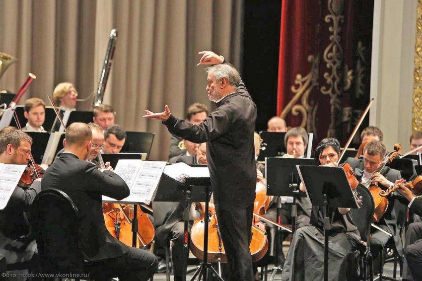 Мариинский онлайн: «Ленинградская» симфония