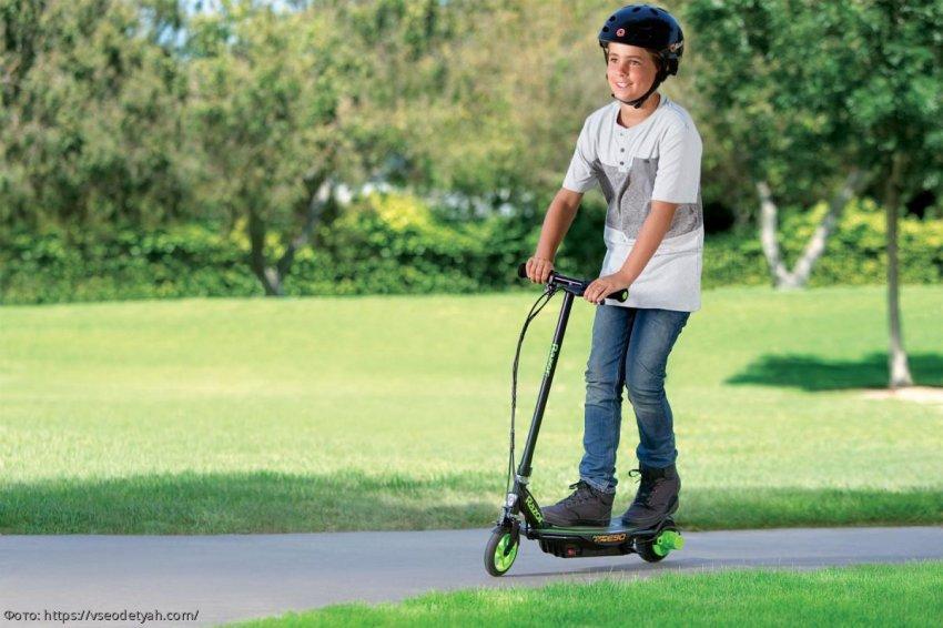 10 лучших детских электросамокатов 2020 года