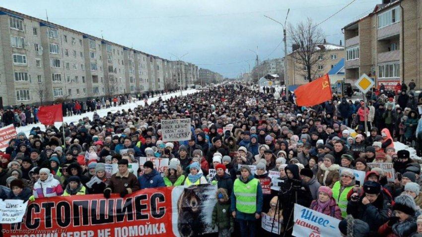 Из аппарата правительства Архангельской области уходит главный «идеолог» мусорной авантюры в Шиесе Евгений Фоменко