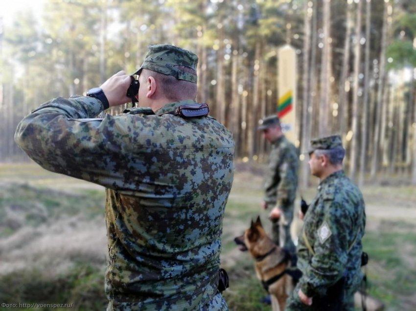 Сотрудники ПУ ФСБ России по Краснодарскому краю выявили нарушителя правил пограничного режима