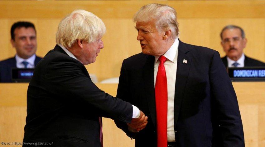 Начались торговые переговоры между США и Великобританией: чего хочет каждая сторона и чего ожидать