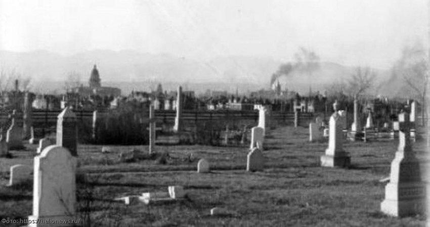 Города мертвых: викторианская одержимость кладбищами
