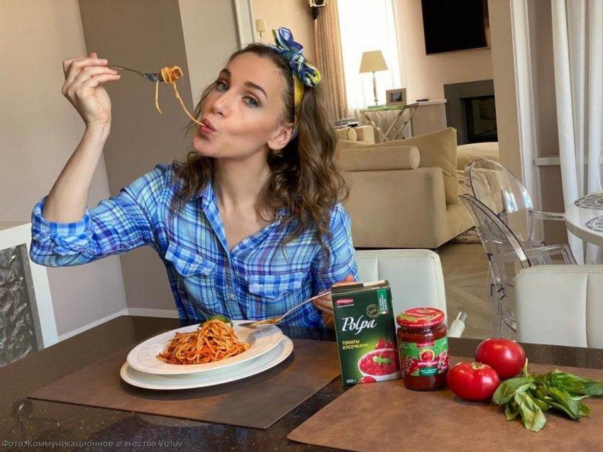 Юлия Ковальчук запускает кулинарный батл
