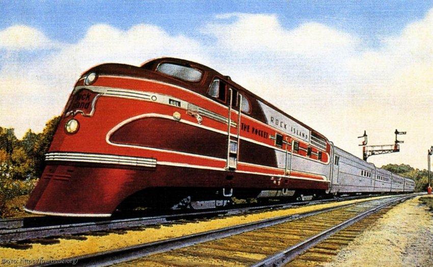 Коронавирус может открыть новый «золотой век» железнодорожных перевозок