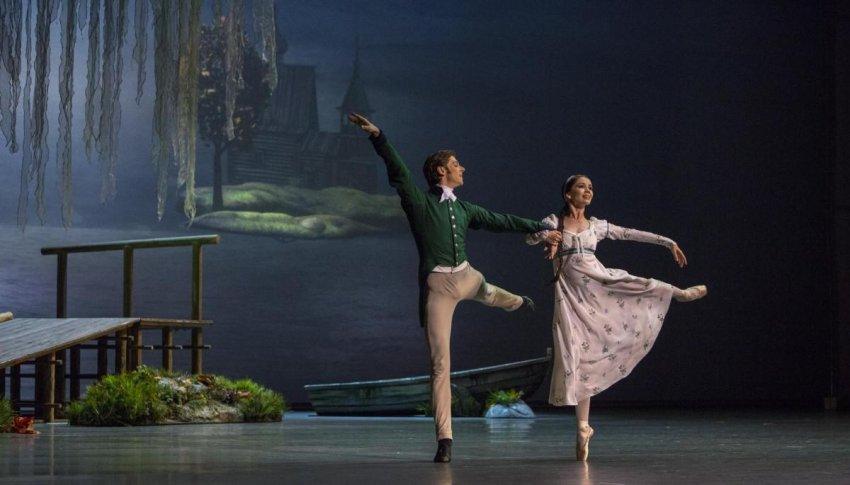 В День города Мариинский театр покажет балет «Медный всадник»