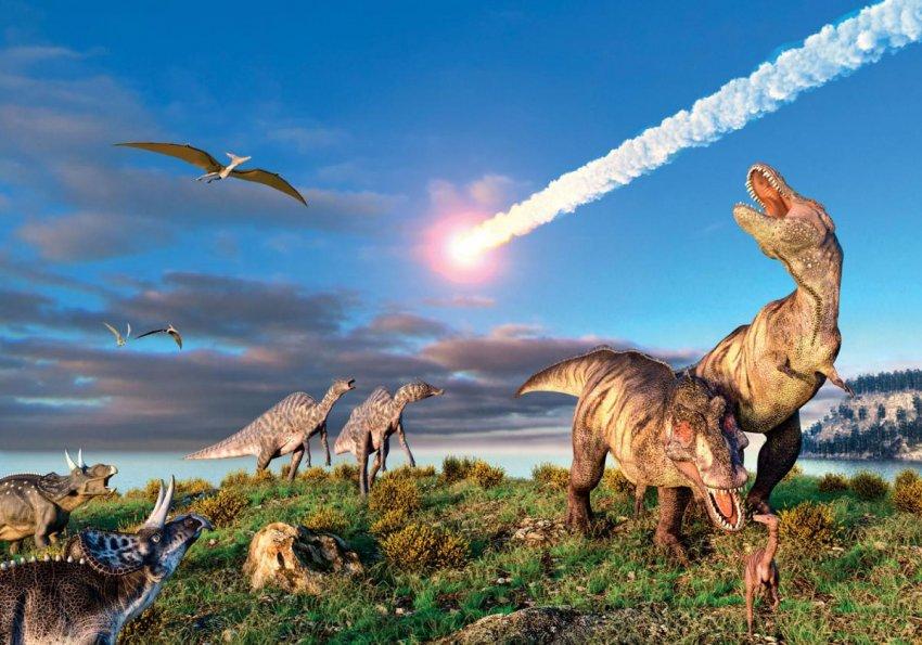 Астероид, убивший динозавров, ударил под наихудшим углом, чтобы нанести максимальный урон – новое исследование