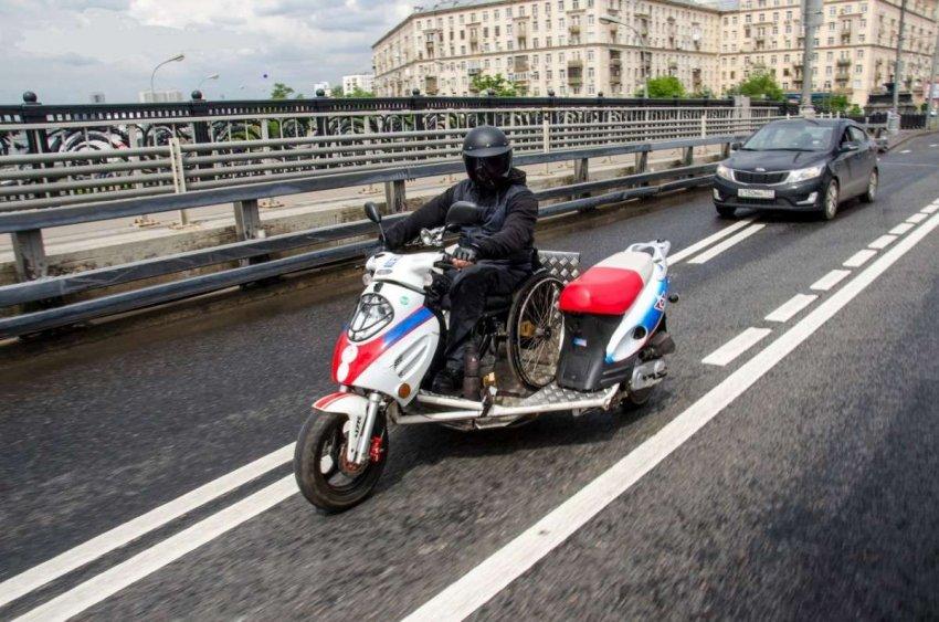 Автомобильная промышленность может революционизировать транспорт для людей с ограниченными возможностями