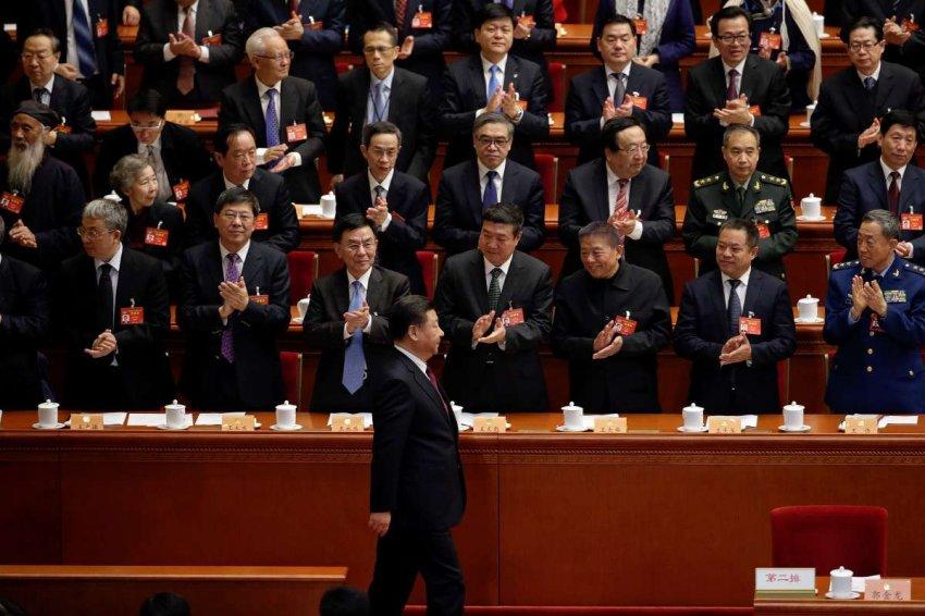 Китай: победа над коронавирусом будет объявлена стимулом для марксизма Си Цзиньпина